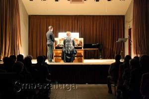 Органный концерт Виктории Тантлевской калуга