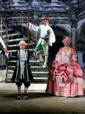 Комедия «Венецианские близнецы» в Калужском областном драматическом театре