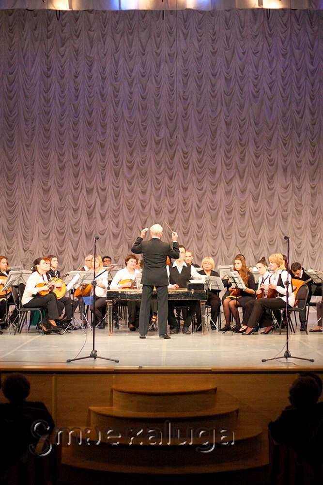 Калужский областной музыкальный колледж отпраздновал свой юбилей