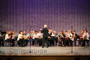 На концерте, посвященном 70-летию Калужского областного музыкального колледжа им. С. И. Танеева калуга