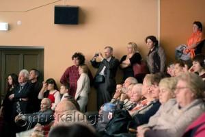 Зрители калуга