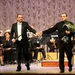 Сергей Орлов и Вадим Прикладовский калуга