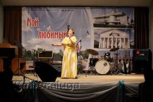 солистка «Народной филармонии» Светлана Авдеева калуга