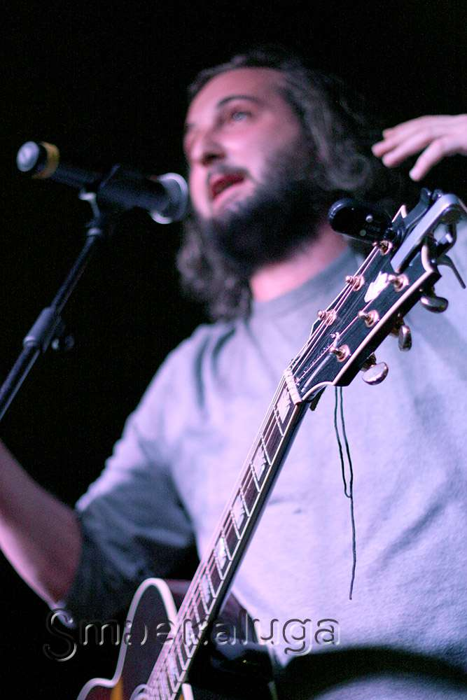 Мгзавреби презентовали калужанам новый альбом в пабе «Овертайм»