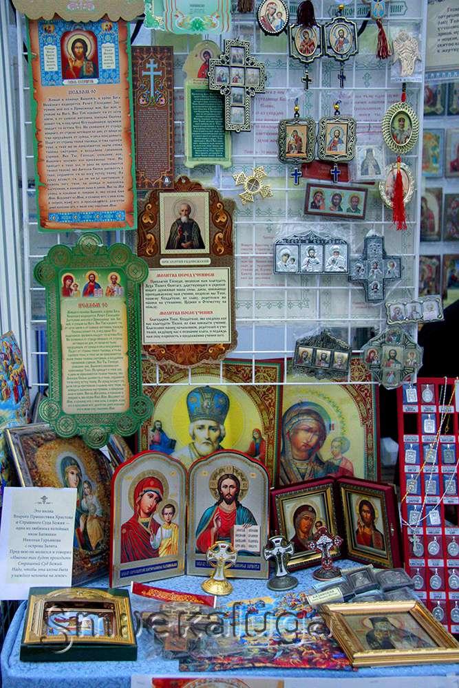 VIII православную выставку-ярмарку «Мир и Клир» посетило более десяти тысяч калужан и гостей города