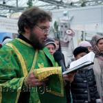 Молебен в последний день выставки калуга
