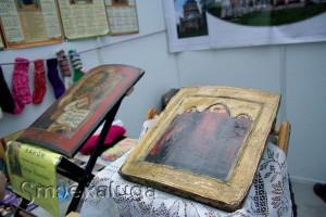 Иконы XVII и XIX веков калуга