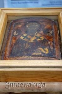 Икона XVII века калуга