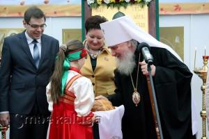 Приветствие Кировского детского дома калуга