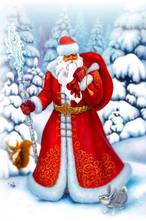 В Калуге появится Резиденция Деда Мороза