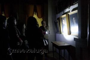Экскурсия с фонариком по Калужскому музею изобразительных искусств калуга