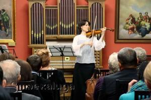 Концерт в галерее Калужского музея изобразительных искусств калуга