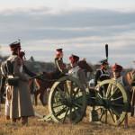 Реконструкция Малоярославецкого сражения 1812 года малый