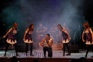 танцевальное шоу «Ars Longa» в калуге
