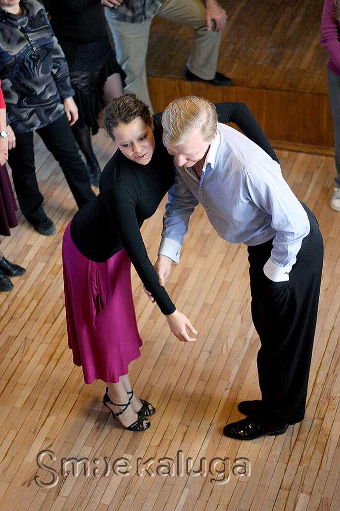 В Калуге завершился первый Фестиваль аргентинского танго