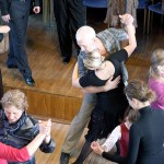 На уроке танго в калуге