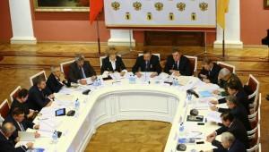 Выездное заседание Совета при полномочном представителе Президента РФ в ЦФО (Ярославль) калуга