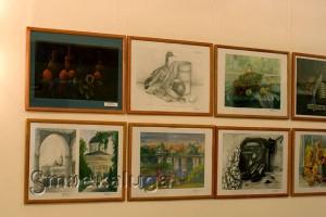 Выставка работ стипендиатов калуга