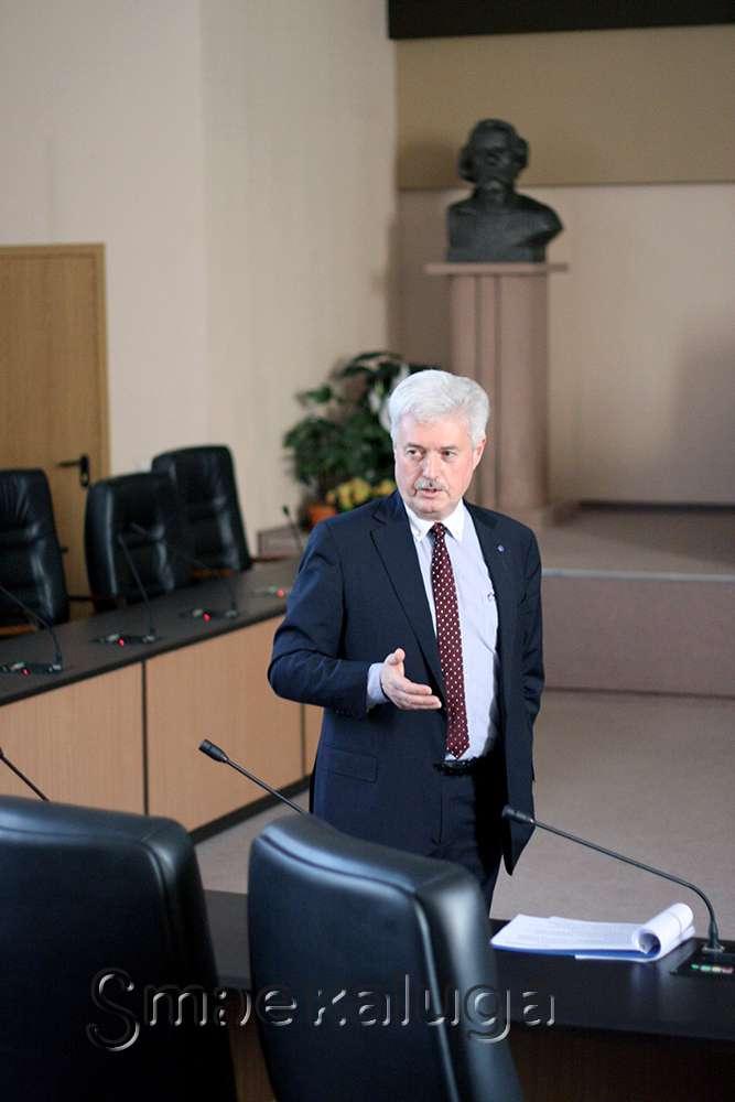 Главный архитектор Калуги рассказал о борьбе с самостроем