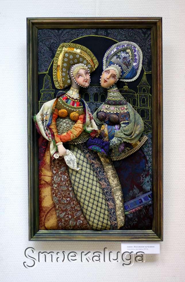 Персональная выставка Марины Гусевой в Доме художника