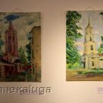 Конкурсные работы члена Союза художников России Владимира Арепьева калуга