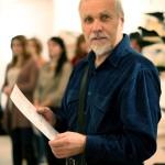 Член Союза художников Виктор Медведев, один из участников выставки калуга