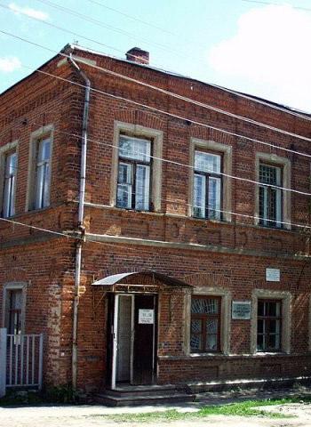 В Тарусе открылась выставка, посвященная 100-летию Первой мировой войны
