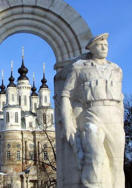 В Калуге появилась Крымская улица и сквер Защитников Отечества