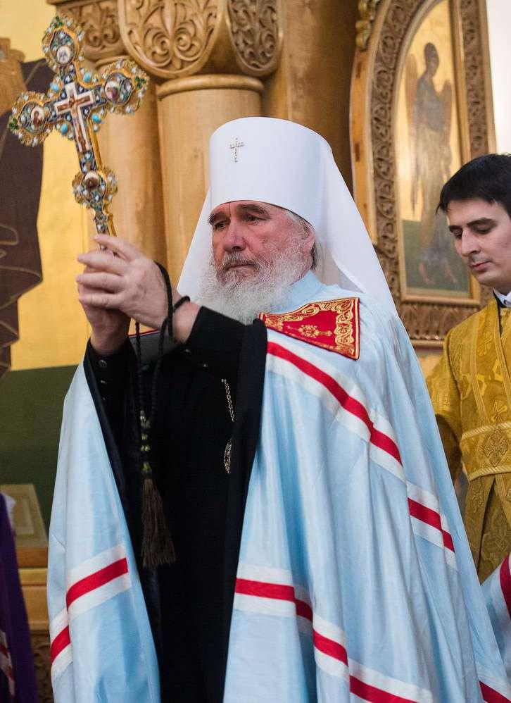 Митрополита Калужского и Боровского Климента поздравили с днём тезоименитства