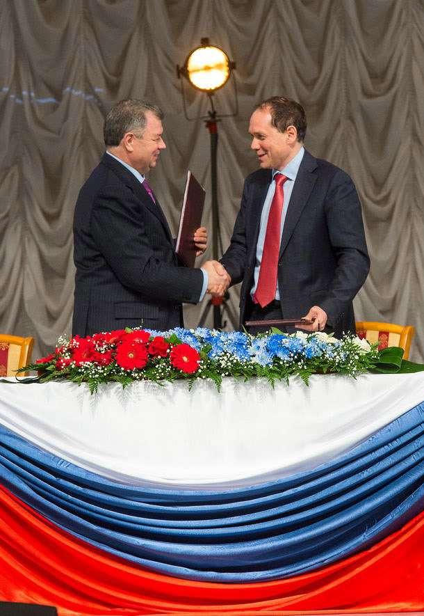 Завод «Калугапутьмаш» отметил 140-летие