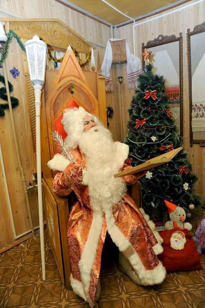 В Доме мастеров открылась Резиденция Деда Мороза