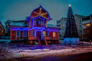 Новогодний Дом мастеров калуга
