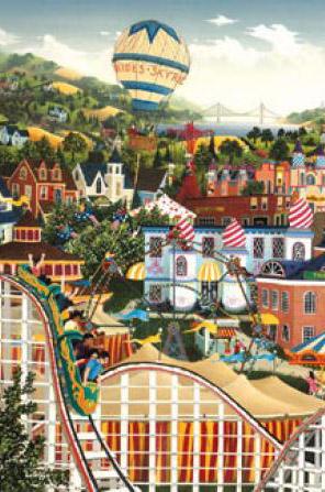В Калуге могут построить парк развлечений, сравнимый с небольшим европейским городом