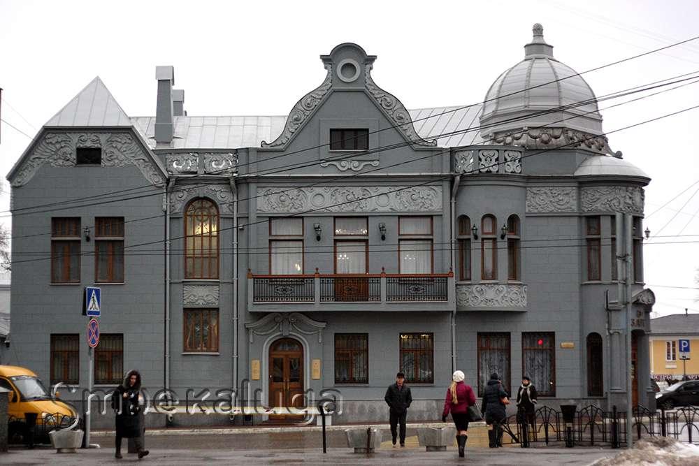 Калужан и гостей города приглашают на бесплатные экскурсии по улице Воскресенской