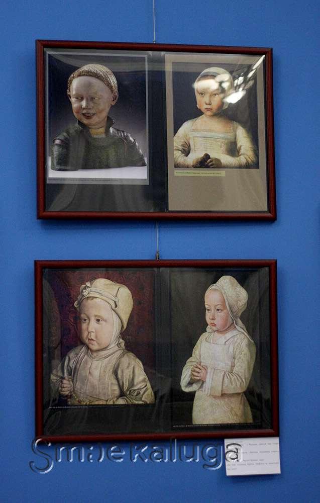 «Дети в искусстве»: открылась вторая выставка, организованная совместно с Фондом Михаила Шемякина