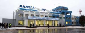 "Здание аэропорта ""Калуга"" калуга"