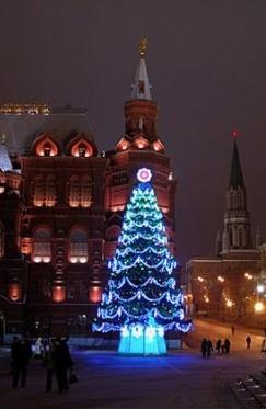 Калужские школьники побывали на Ёлке в Кремле