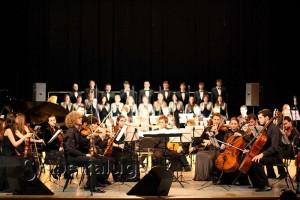 Калужский молодежный симфонический оркестр в спектакле «Память о солнце» калуга