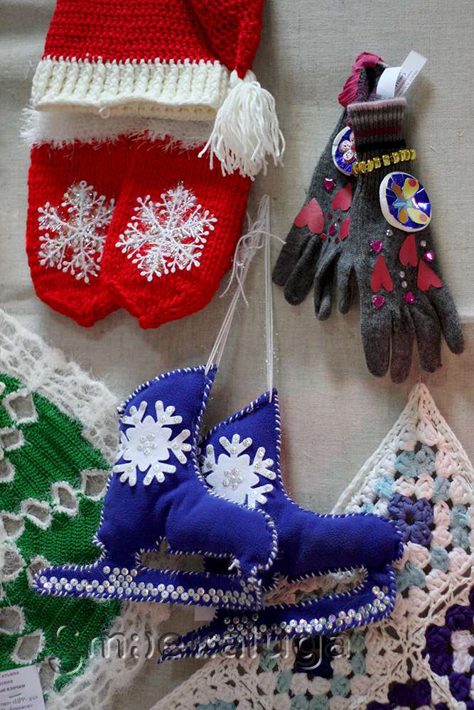 Калужан приглашают принять участие в традиционном городском конкурсе «Подарки Деду Морозу»