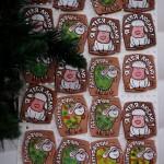На Рождественской ярмарке театральная калуга
