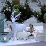 На Рождественской ярмарке театральная