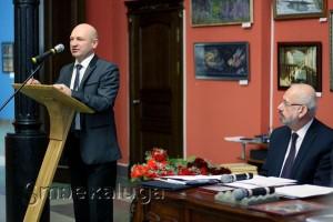 Вадим Терёхин познакомил с планом мероприятий на будущий Год культуры калуга