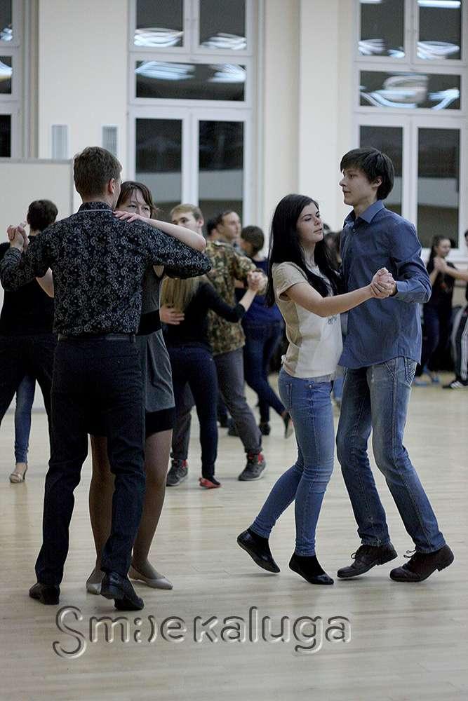 Прошла первая генеральная репетиция Второго Областного студенческого бала «Зеркало эпохи»
