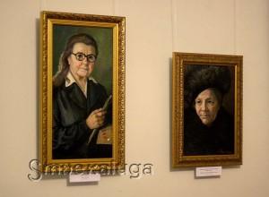 Выставка Елизаветы Чернявской в калуге