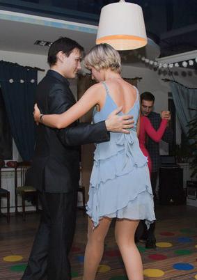 Калужское танго-сообщество провело вторую милонгу