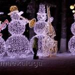 Квартет снеговиков по соседству калуга