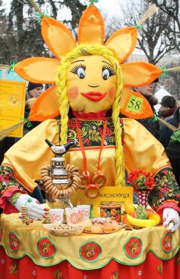 Управление культуры объявило старт конкурса на лучшую масленичную куклу «Сударыня Масленица – 2015»