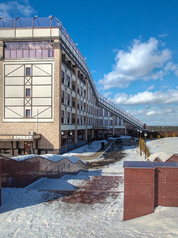 В список 100 лучших отелей Russian Hospitality Awards вошли три отеля Калужской области