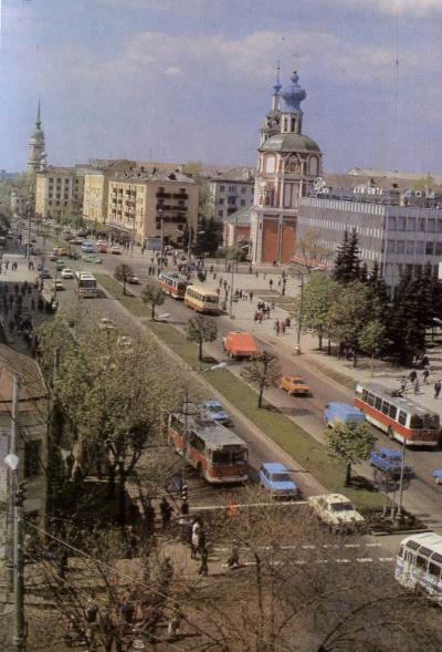 Улица Кирова вновь станет зелёной