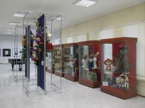 выставка в калуге кукол